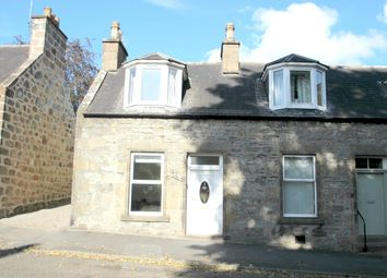 Thumbnail 2 bed end terrace house for sale in Fife Street, Dufftown, Keith