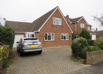 Thumbnail 4 bed bungalow for sale in Harwich Road, Wix, Manningtree