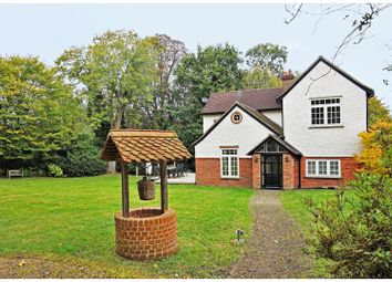 Thumbnail 4 bed detached house for sale in Lavender Lane, Farnham
