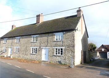 Thumbnail 3 bed semi-detached house to rent in Bridge Cottage, Stourton Caundle, Sturminster Newton, Dorset
