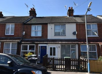 Thumbnail 2 bedroom terraced house to rent in Sussex Road, Tonbridge