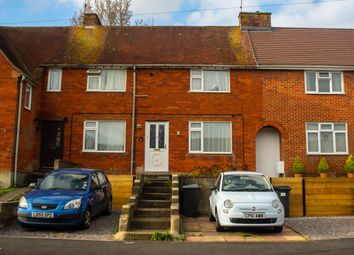 Thumbnail 4 bed terraced house to rent in Cromwell Road, Stanmore, Winchester