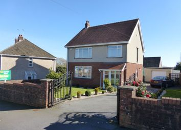 Thumbnail 3 bed detached house for sale in Sketty Park Drive, Sketty, Swansea