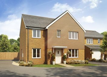 "Thumbnail 5 bed detached house for sale in ""The Corfe"" at Goshawk Green, Leighton Buzzard"