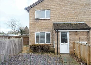 Thumbnail 1 bed end terrace house for sale in Ramsey Walk, St. Julians, Newport