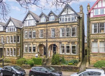 Thumbnail 7 bedroom town house for sale in Harlow Moor Drive, Harrogate, North Yorkshire