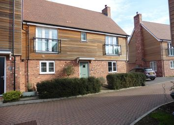 Thumbnail 4 bed semi-detached house for sale in Mead Lane, Uckfield, East Sussex