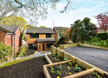 Thumbnail 3 bed detached house for sale in Vernon Crescent, Ravenshead, Nottingham, Notts