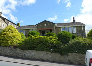 Thumbnail 4 bed detached bungalow for sale in Providence Lane, Oakworth, Keighley