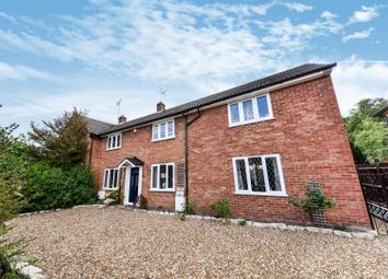 Thumbnail 4 bed semi-detached house for sale in Normoor Road, West Berkshire