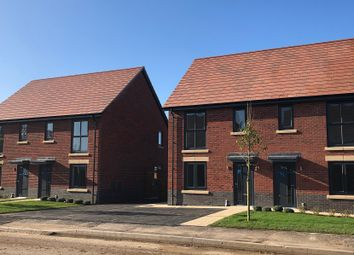 Thumbnail 2 bedroom semi-detached house for sale in Potter's Grange, Smisby Road, Ashby-De-La-Zouch, Leicestershire