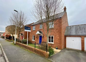 4 bed detached house for sale in Mitchell Close, Plymstock, Plymouth PL9