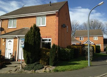 Thumbnail 2 bed semi-detached house to rent in Old House Road, Chesterfield