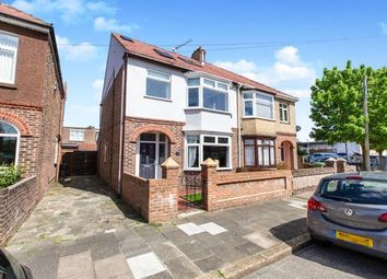 Thumbnail 4 bedroom semi-detached house for sale in Fawley Road, Portsmouth