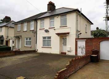 Thumbnail 3 bed semi-detached house for sale in Denham Way, Barking