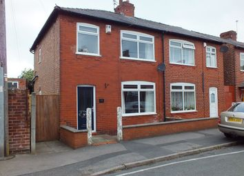 Thumbnail 3 bed semi-detached house to rent in Broadhurst Street, Stockport