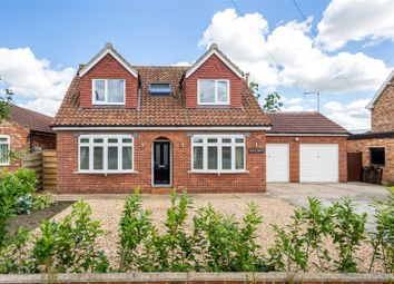 Thumbnail 5 bedroom detached house for sale in Sutton Road, Wigginton, York