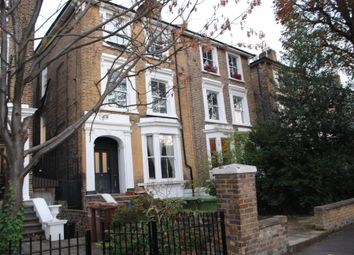 Thumbnail 2 bed flat to rent in Navarino Road, London Fields/Hackney
