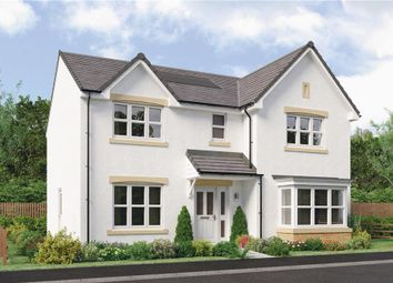 "Thumbnail 4 bedroom detached house for sale in ""Pringle"" at Burdiehouse Road, Edinburgh"