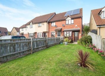 Thumbnail 2 bed end terrace house for sale in Saxmundham, .
