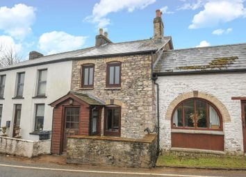 Thumbnail 2 bed cottage for sale in Libanus, Brecon