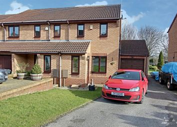 Thumbnail 2 bed detached house to rent in Meadowside Close, Wingerworth, Chesterfield, Derbyshire