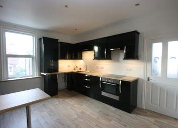 Thumbnail 3 bed flat to rent in Cheriton Road, Folkestone, Kent United Kingdom