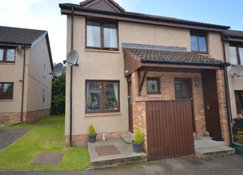 Thumbnail 2 bed flat for sale in Birchview Court, Inshes, Inverness