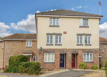 Thumbnail 3 bed town house for sale in Flaxley Gate, Monkston, Milton Keynes