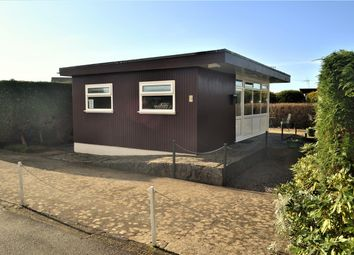 Thumbnail 2 bed bungalow for sale in Chalet Park, Morfa Bychan, Porthmadog