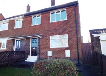 Thumbnail 2 bed semi-detached house for sale in Leyburn Grover, Houghton Le Spring, Tyne And Wear