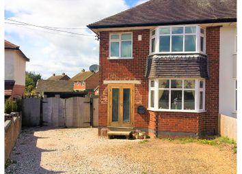 Thumbnail 3 bed semi-detached house for sale in The Green, Stoke-On-Trent