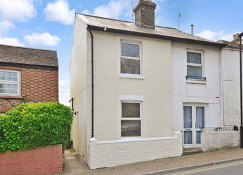 Thumbnail 2 bed end terrace house to rent in Park Road, Ryde