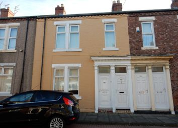 Thumbnail 2 bed flat for sale in 101 Eglesfield Road, South Shields, Tyne And Wear