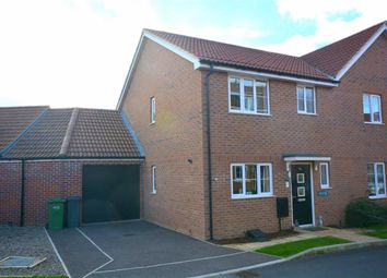 Thumbnail 3 bed semi-detached house for sale in Acorn Way, Hardwicke, Gloucester