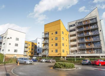 Thumbnail 2 bed flat for sale in Maltings Close, London