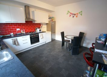 Thumbnail 4 bed terraced house to rent in Branksome Terrace, Hyde Park, Leeds