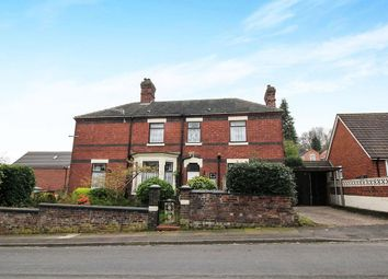 Thumbnail 4 bed detached house for sale in James Street, Stoke-On-Trent