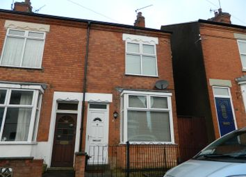 Thumbnail 2 bed end terrace house for sale in Forest Gate, Anstey, Leicester