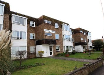 Thumbnail 2 bed flat for sale in Strone Court, Wallace Avenue, West Worthing