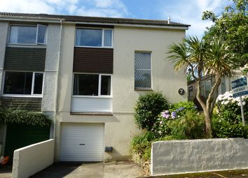 Thumbnail 3 bed semi-detached house for sale in Pendennis Place, Penzance