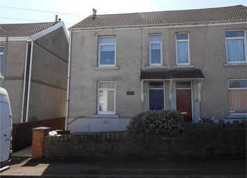 Thumbnail 3 bed semi-detached house to rent in Roger Street, Treboeth, Swansea