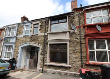 Thumbnail 2 bedroom terraced house for sale in Railway Street, Llanhilleth, Abertillery