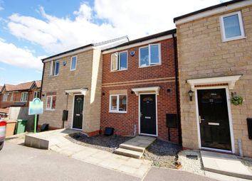 Thumbnail 2 bed terraced house to rent in Pinewood Crescent, Lincoln