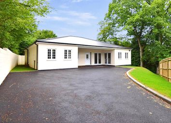 Thumbnail 4 bed detached bungalow for sale in Cossington Road, Walderslade, Chatham, Kent