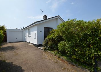 Thumbnail 2 bed detached bungalow for sale in Springfield Road, Goldsithney, Penzance, Cornwall