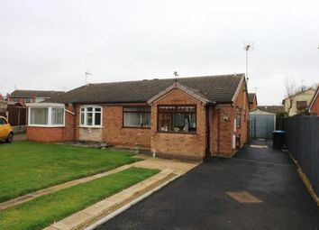 Thumbnail 2 bedroom bungalow for sale in Hobby Close, Broughton Astley, Leicester, Leicestershire
