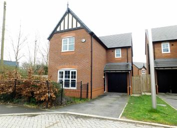 Thumbnail 3 bed detached house for sale in Lomax Gardens, Cheadle Hulme, Stockport