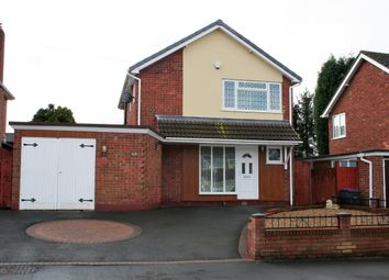 Thumbnail 3 bedroom detached house for sale in Teagues Crescent, Telford