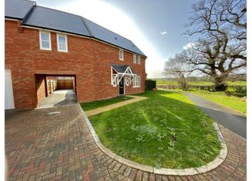 Thumbnail 3 bed semi-detached house for sale in Senna Close, Wilstock Village, Bridgwater